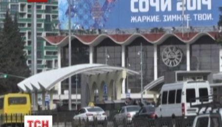 К Олимпийским играм вокруг Сочи создадут запретную зону