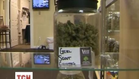 С нового года американцы могут свободно купить марихуану в штате Колорадо
