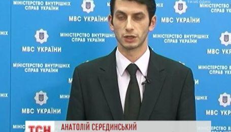 """МВД утверждают, что """"Беркут"""" действует в интересах мирных граждан"""