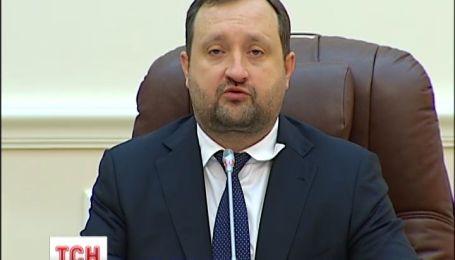 Арбузов звинуватив мітингарів у посиленні протистояння