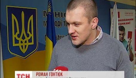 Олимпийские спортсмены выступают за единство Украины