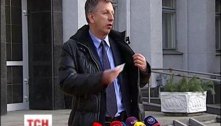 Макеенко уволили с поста главы Киевской городской администрации