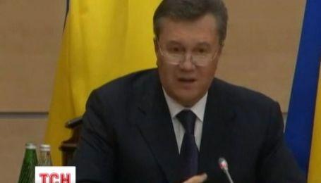 """Втеча Януковича: як екс-гарант """"розчинився"""" в Україні і потім """"матеріалізувався"""" в Росії"""
