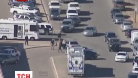 В штате Нью - Мексико 12 летний парень устроил стрельбу