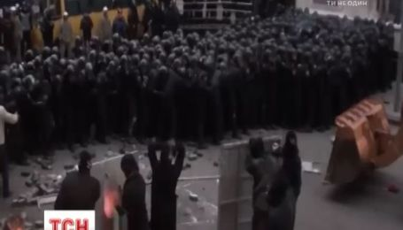 Міліція наголошує на спровокованості недільної бійки у столиці