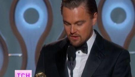 В Лос-Анджелесе раздали Золотые Глобусы лучшим актерам