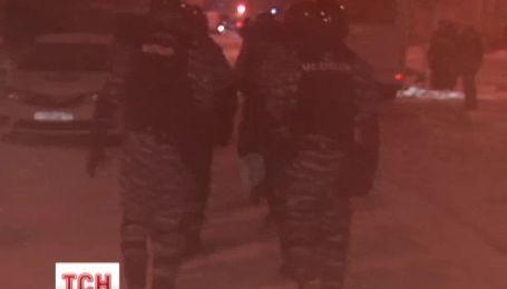 Спецназовцы штурмовали центральный офис БЮТ