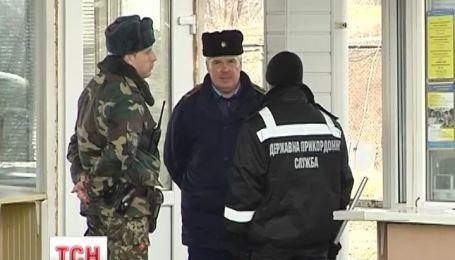 Украинские пограничники не пустили в страну пять россиян