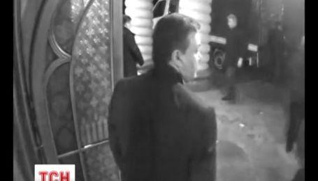 В інтернеті з'явилися записи з камер спостереження Межигір'я