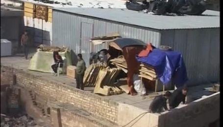 """Более 20 человек погибли от взрыва в """"зеленой зоне"""" Багдада"""