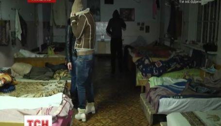 Родственники больных взяли штурмом реабилитационный центр для наркозависимых