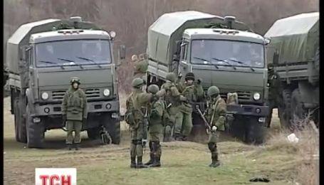 В Крыму находится 16 тысяч российских военных