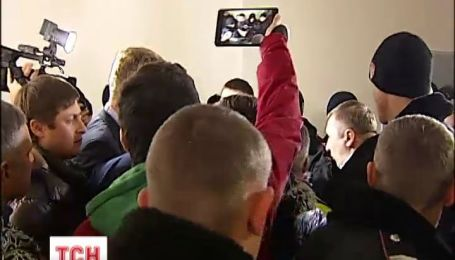 Апеляційний суд Києва почав розгляди апеляцій заарештованих мітингувальників