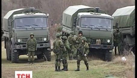 В Крыму жен и детей пограничников выгоняют из жилищ