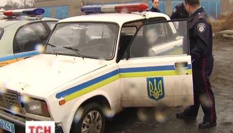 Двоє селян побили чотирьох інспекторів ДАІ