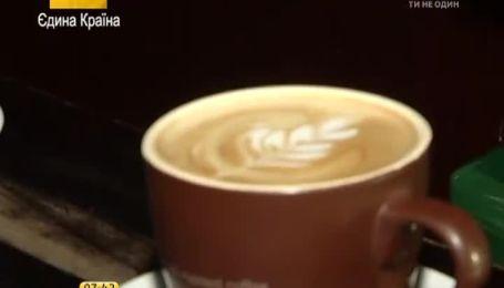 Львов - город с самым вкусным кофе в Украине