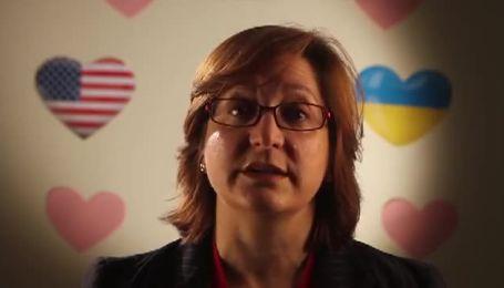 """Посольство США """"подарило"""" Украине видео-валентинку"""