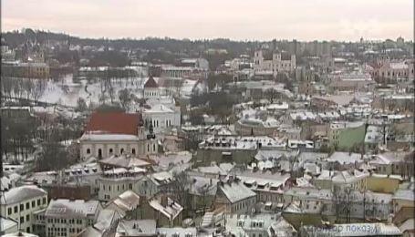 """Вильнюс - город съедобных """"цеппелинов"""" и белого янтаря"""