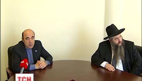 Рабинович: заявления об антисемитизме в Украине - политические спекуляции