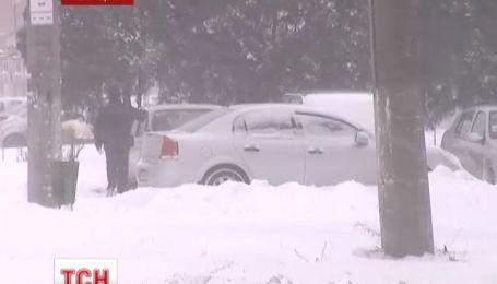 Коммунальщики оказались беспомощными против снегопадов
