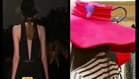 Дизайнери пропонують замінити звичні шапки на зимові кепи та капелюхи-клоші