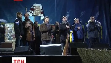 Через сутички на вулиці Грушевського Євромайдану загрожує зачистка