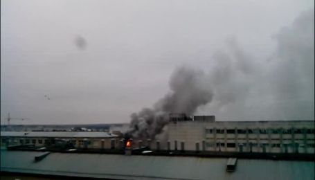 Пожар на заводе в Харькове унесла жизни 8 человек