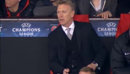 Манчестер Юнайтед - Шахтер - 1:0. Видео матча