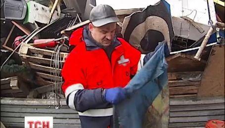 В Киеве неравнодушные устроили генеральную уборку