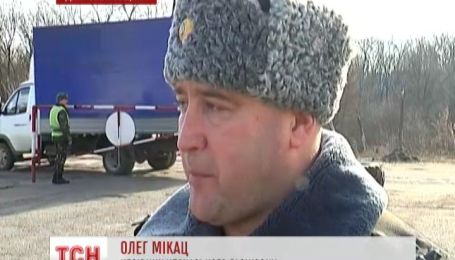 Десантники с Днепропетровщины в Киев не собираются