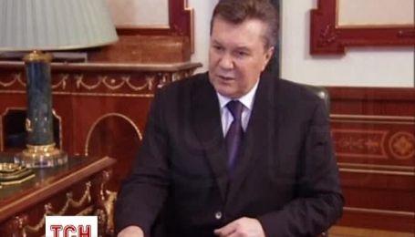 Янукович предложил спикеру ВР провести внеочередное заседание