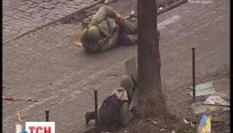 Силовики ведуть по мітингувальниках прицільний вогонь зі снайперських гвинтівок