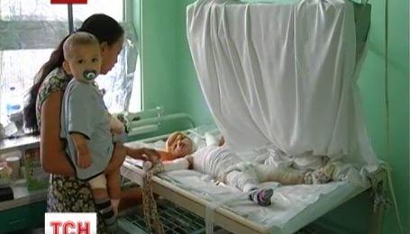 Двоє дітей обпеклися борщем у Севастополі