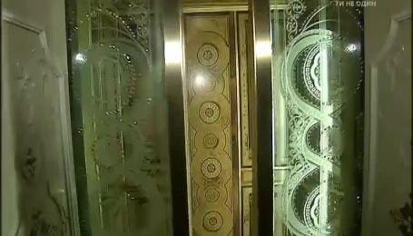 У Межигір'ї у Янукович була власна капличка з іконостасом