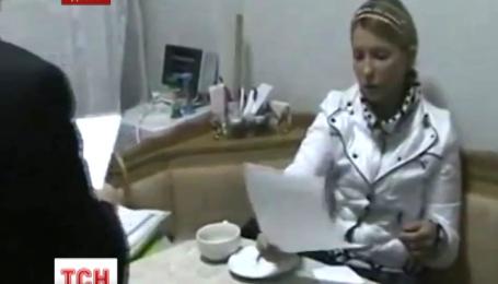 "У Юлии Тимошенко ""нет ни оснований, ни возможности "" для встречи с журналистами"