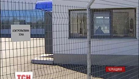 Еще одним «музеем Януковича» стала вертолетная площадка в Каневе