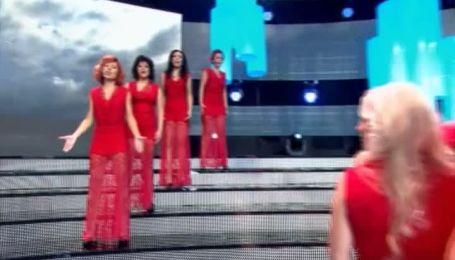 Хор Алессандро Сафіна - Дніпропетровськ | Битва хорів. 5 Серія