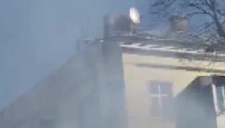 """""""Беркут"""" использует против протестующих гранаты"""
