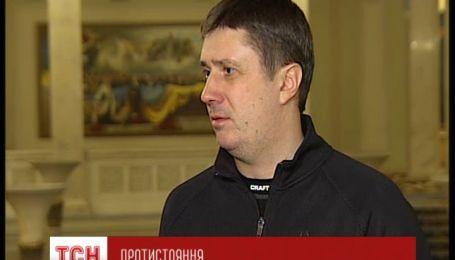 Рыбак наполовину уже не спикер - Кириленко