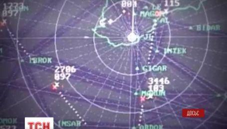 Повітряний простір над Кримом більше не контролюється