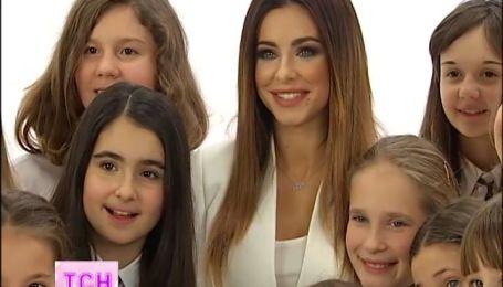 Ани Лорак посвятила свою новую песню детям-сиротам