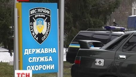 Государственная служба охраны побила прохожего за требование извиниться