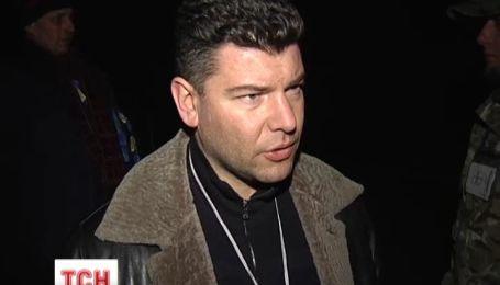 Генпрокуратура прибула у Межигір'я описувати майно Януковича