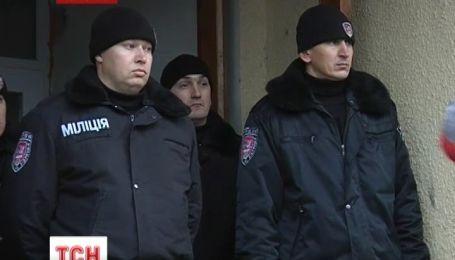 7 тернопольских правоохранителей отказались нести стражу против Евромайдана
