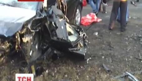 Ужасная авария на Тернопольщине унесла жизни 12-летней девочки и женщины
