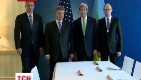 Генсек НАТО Расмуссен заявил, что Украина должна быть свободной в выборе своего пути
