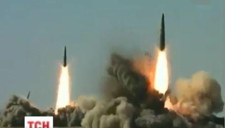 Міністерство оборони Росії підтвердило розміщення тактичних ракет біля границь ЄС