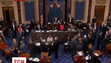 Сенат Сполучених Штатів обговорить персональні санкції проти низки українських чиновників