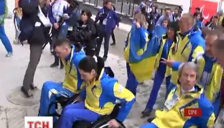 Украинские паралимпийцы все-таки будут соревноваться в Сочи