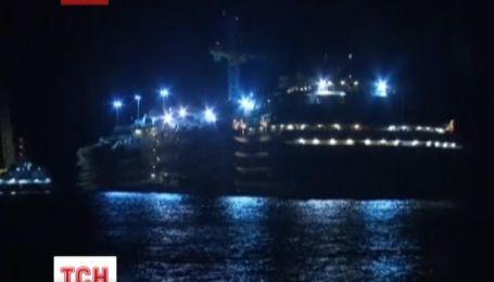 Капитан Costa Concordia признал, что лайнер утонул из-за его ошибки